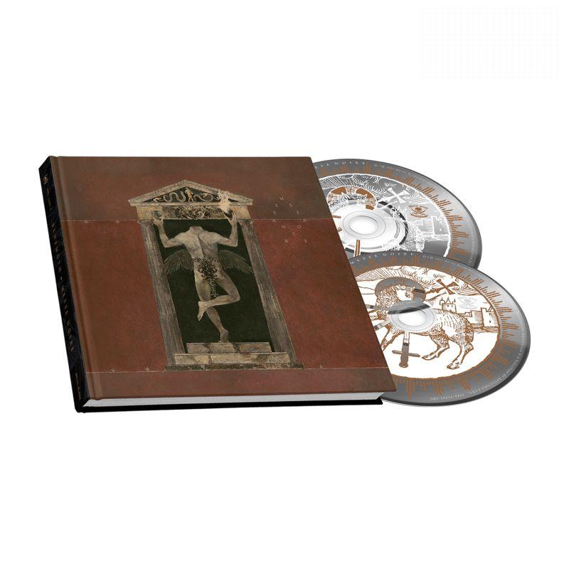 BEHEMOTH / ベヒーモス / MESSE NOIRE<DIGIBOOK / BLU-RAY+CD>