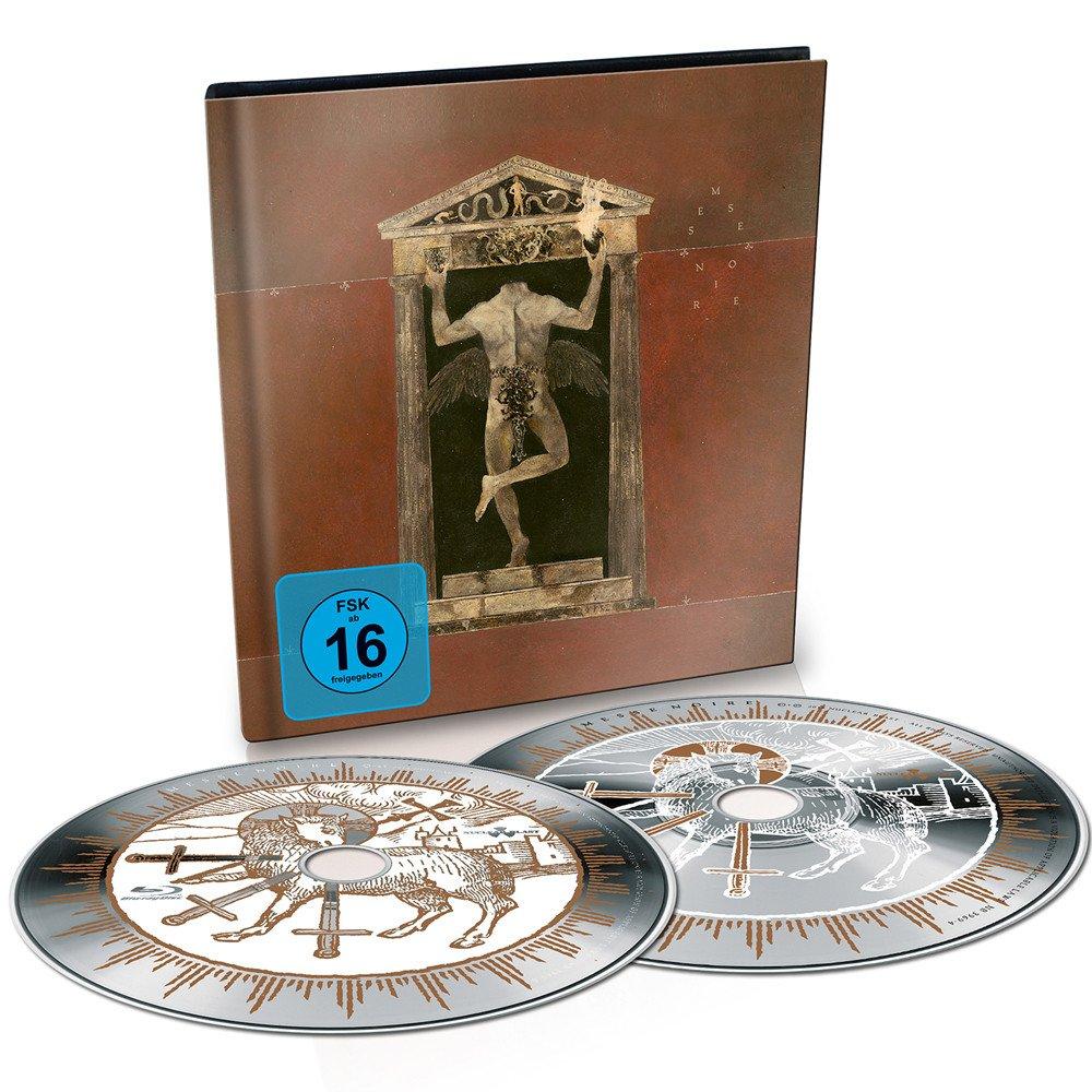 BEHEMOTH / ベヒーモス / MESSE NOIRE<BLU-RAY+CD>