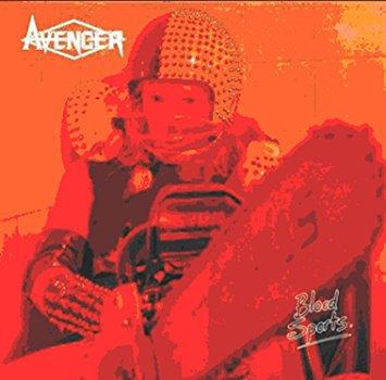 AVENGER / アベンジャー / BLOOD SPORTS<DIGI>