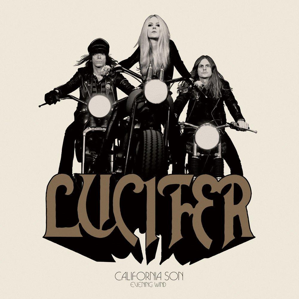 LUCIFER (METAL) / CALIFORNIA SUN / EVENING WIND