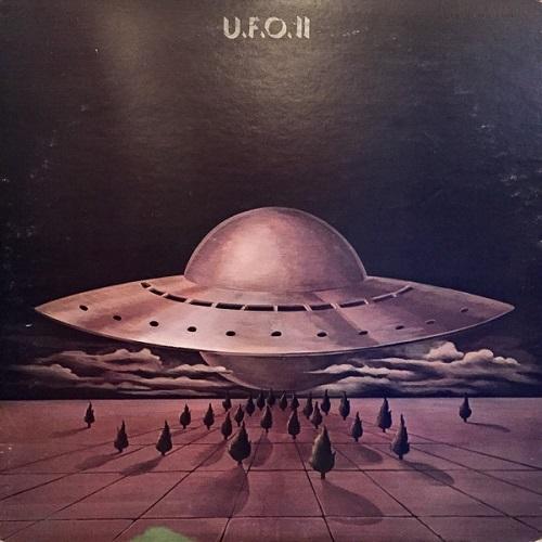 UFO / ユー・エフ・オー / FLYING / フライング