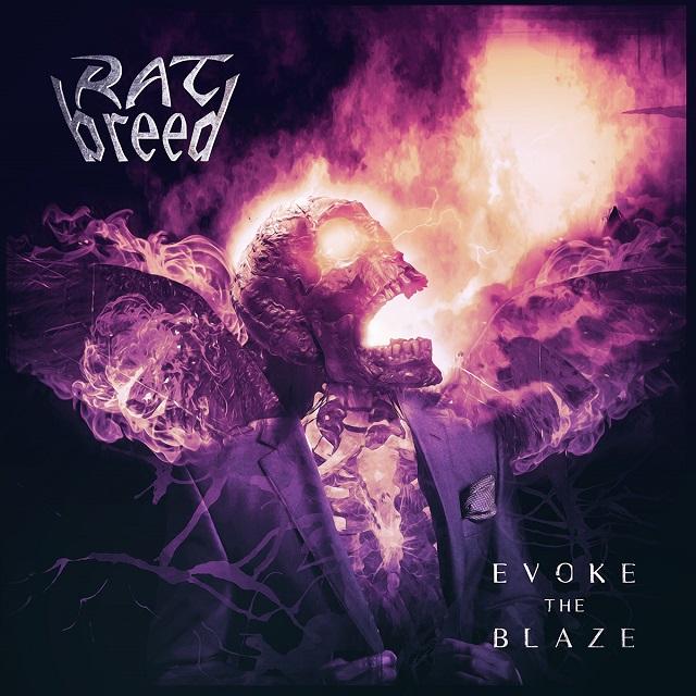 RATBREED  / EVOKE THE BLAZE