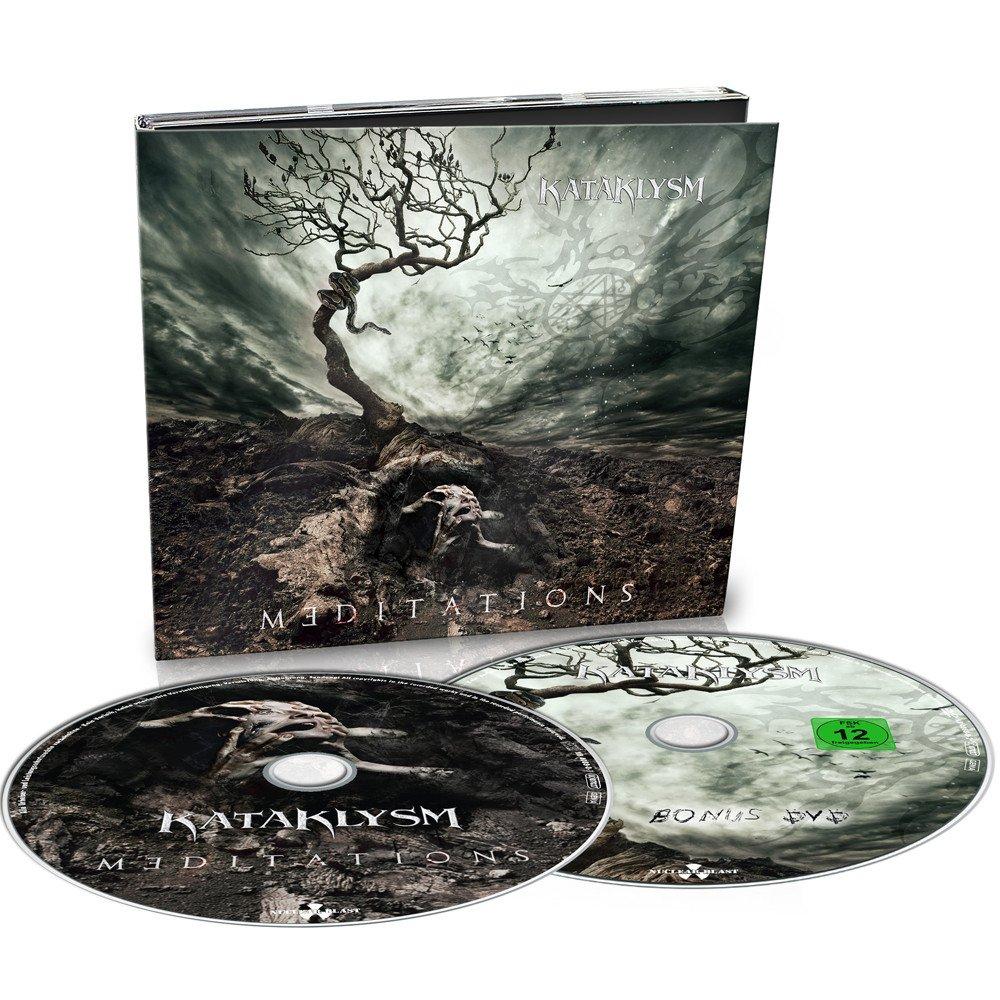 KATAKLYSM / カタクリズム / MEDITATIONS<DIGI / CD+DVD>