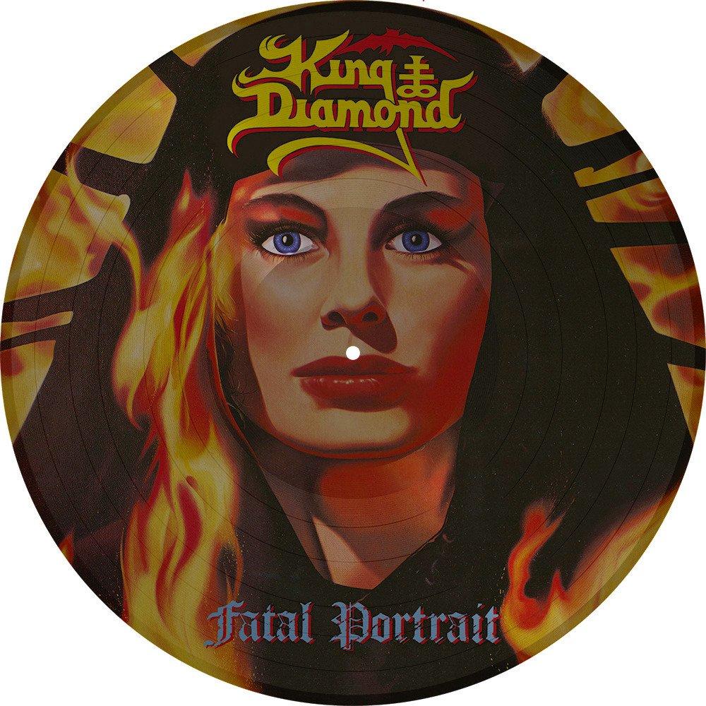 KING DIAMOND / キング・ダイアモンド / FATAL PORTRAIT<PICTURE>