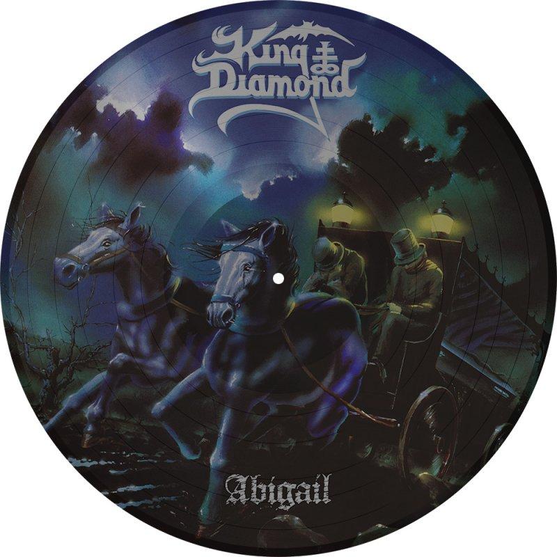 KING DIAMOND / キング・ダイアモンド / ABIGAIL<PICTURE>