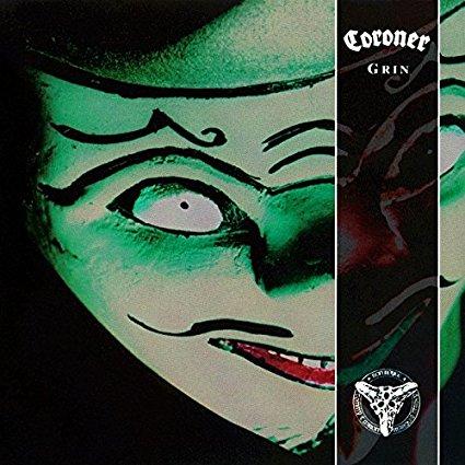CORONER / コロナー / GRIN<2LP / GREEN VINYL>