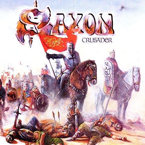 SAXON / サクソン / CRUSADER<SPLATTER VINYL>