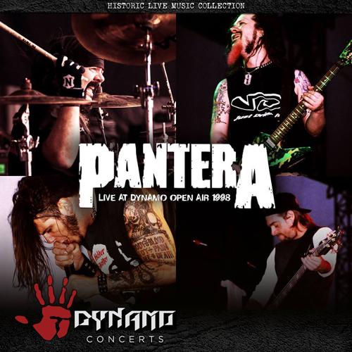 PANTERA / パンテラ / LIVE A DYNAMO OPEN AIR 1998