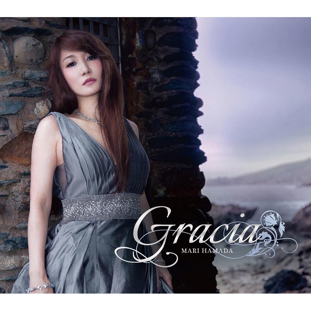 MARI HAMADA / 浜田麻里 / Gracia<初回限定盤 / 2CD+DVD>