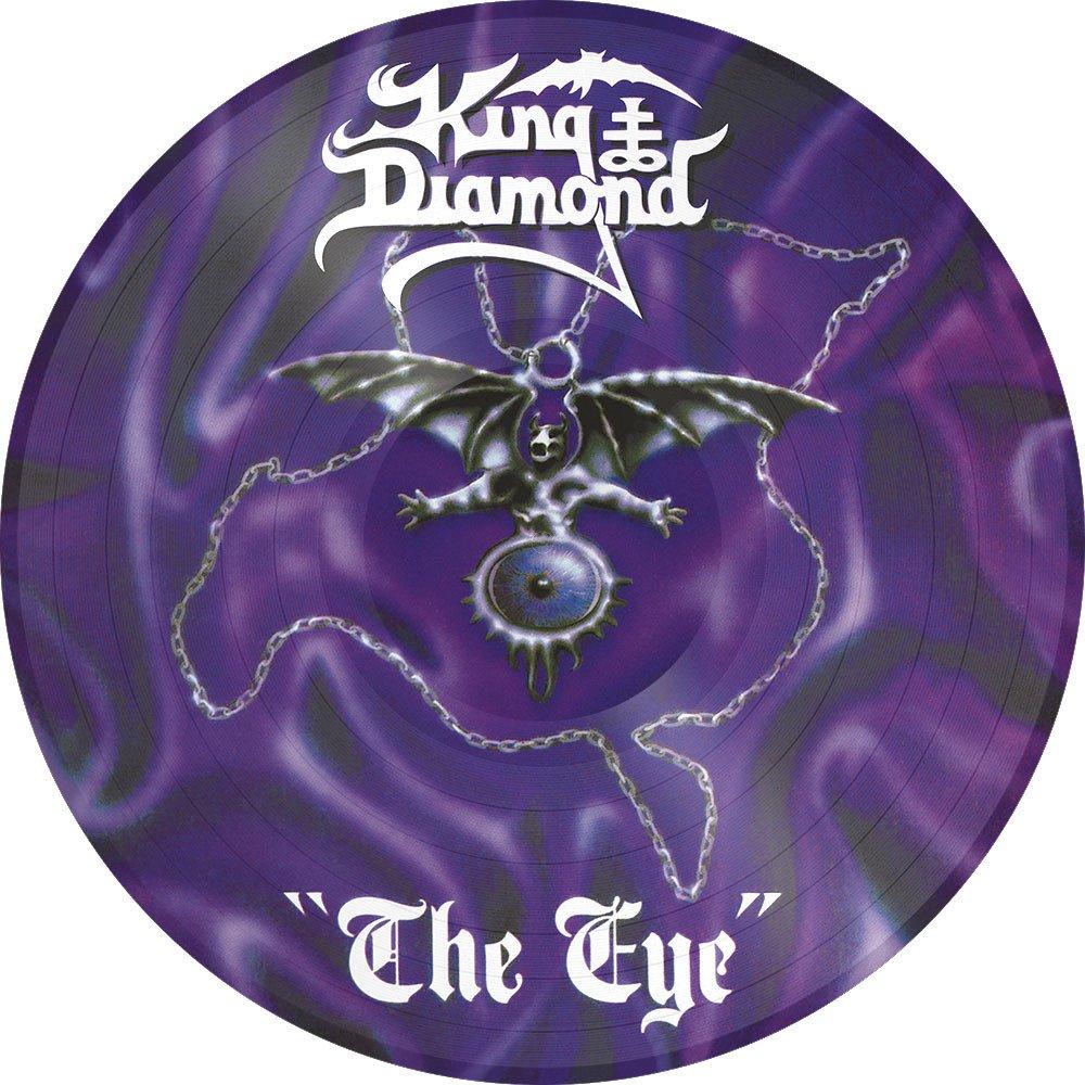 KING DIAMOND / キング・ダイアモンド / THE EYE<PICTURE VINYL>
