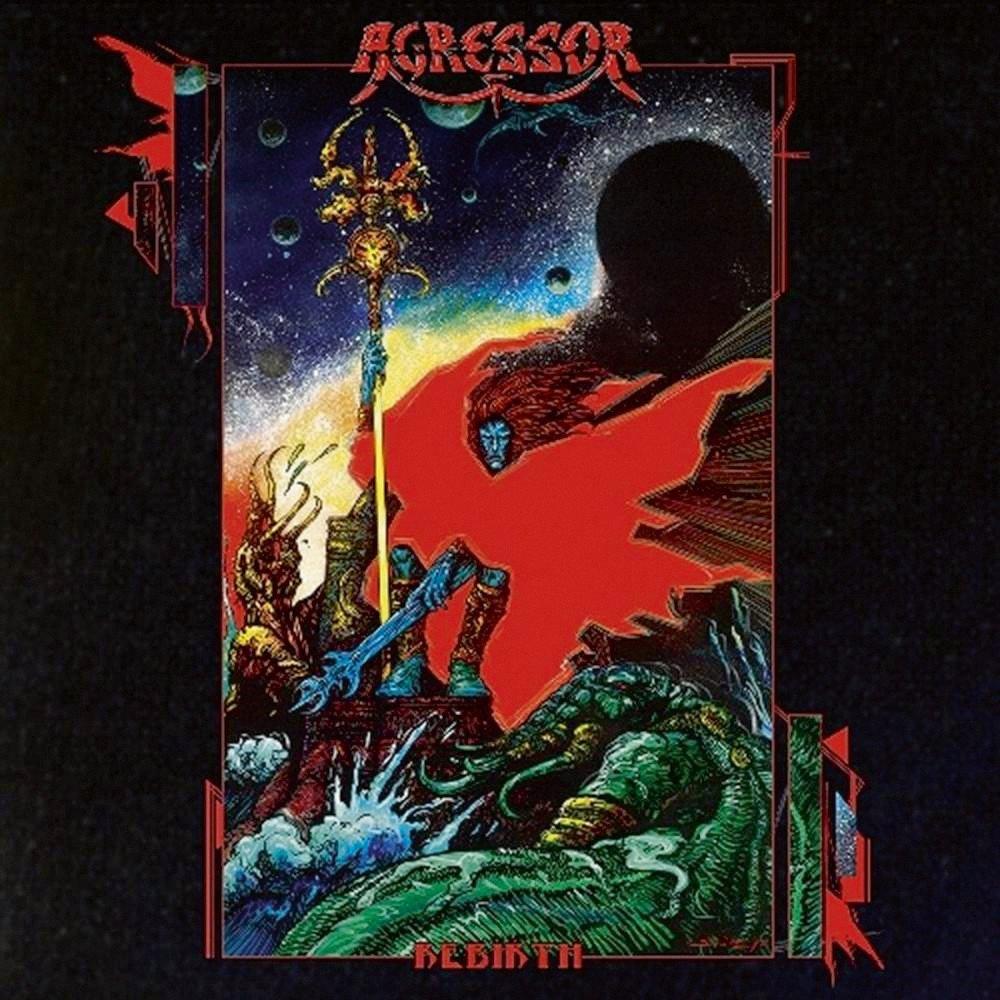 AGRESSOR (from France) / アグレッサー / REBIRTH<2CD/DIGI>