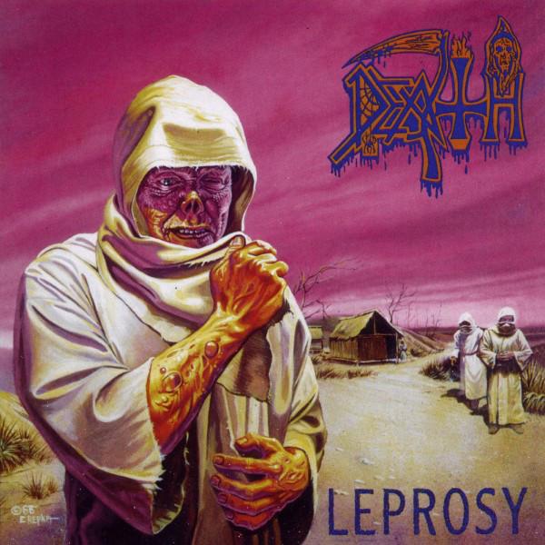 DEATH / デス / LEPROSY <30TH ANNIVERSARY/MILKY CLEAR VINYL>
