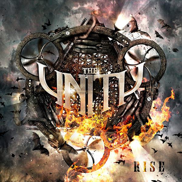 THE UNITY(METAL) / ジ・ユニティー / RISE / ライズ