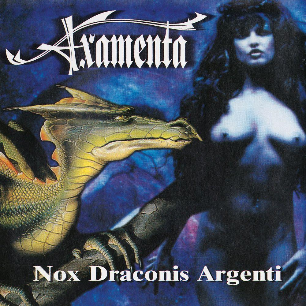 AXAMENTA / アクサメンタ / NOX DRACONIS ARGENTI  / ノックス・ドラコーニス・アルジェンティ