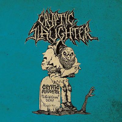 CRYPTIC SLAUGHTER / クリプティック・スローター / LIFE IN GRAVE + RARITEIS 1985/87<BLACK VINYL>