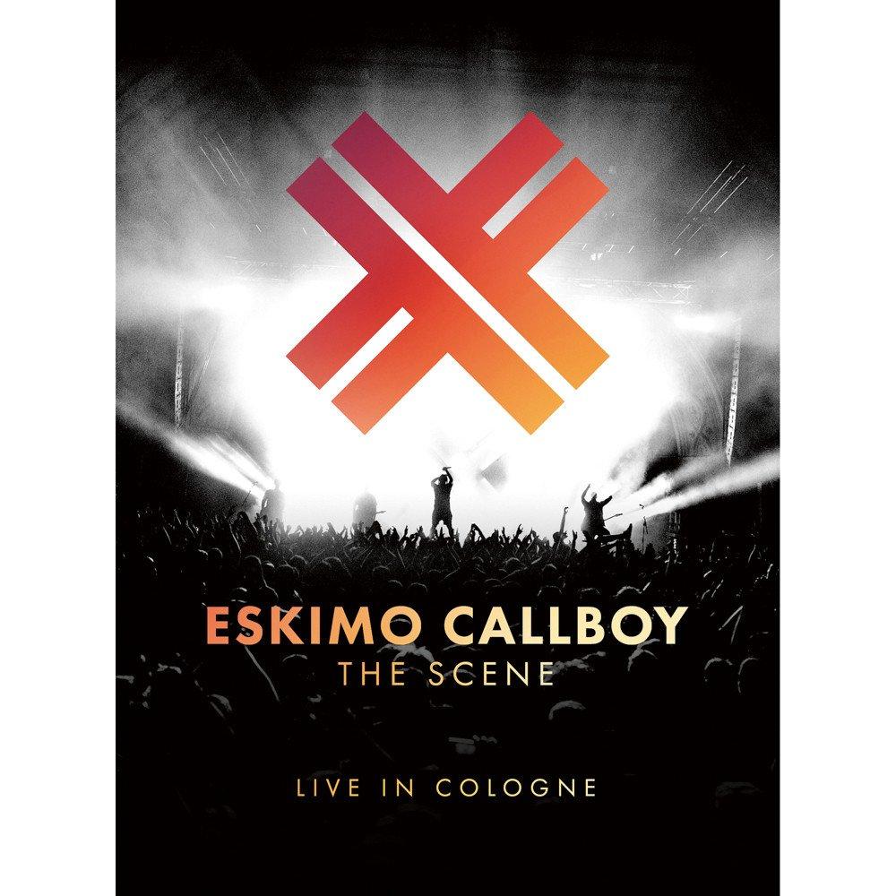 ESKIMO CALLBOY / エスキモー・コールボーイ / THE SCENE - LIVE IN COLOGNE<DVD+Bluray+CD/DIGI>