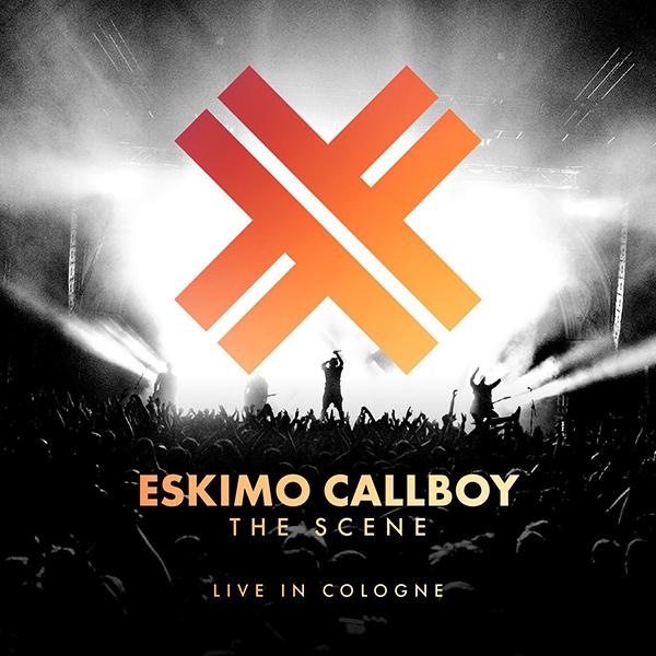 ESKIMO CALLBOY / エスキモー・コールボーイ / THE SCENE - LIVE IN COLOGNE<CD+DVD>