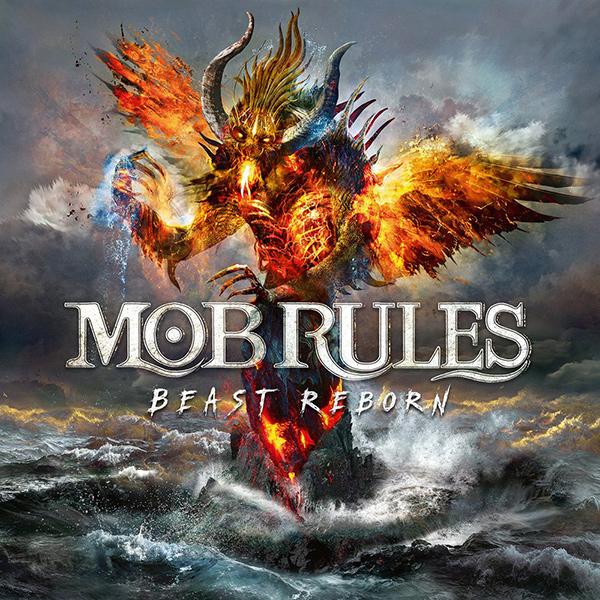 MOB RULES / モブ・ルールズ / BEAST REBORN<DIGI>