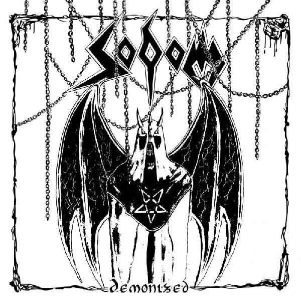 SODOM / ソドム / DEMONIZED<LTD WHITE VINYL>