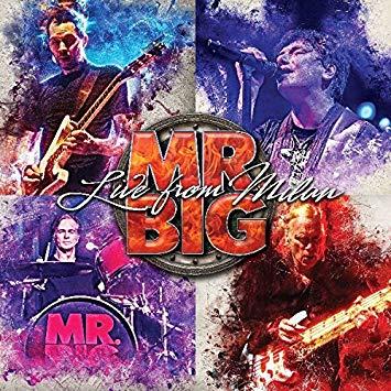 MR. BIG / ミスター・ビッグ / LIVE FROM MILAN<2CD+BLU-RAY>