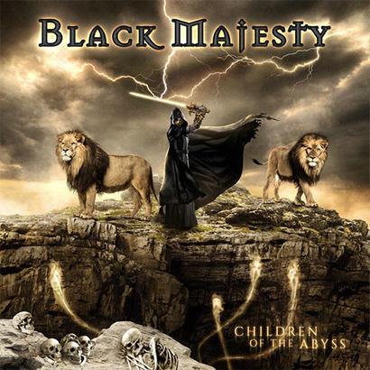 BLACK MAJESTY / ブラック・マジェスティ / CHILDREN OF THE ABYSS