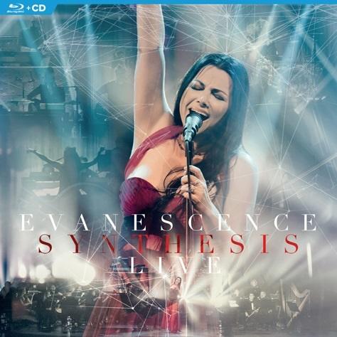 EVANESCENCE / エヴァネッセンス / SYNTHESIS LIVE / シンセシス・ライヴ<ブルーレイ+SHM-CD>
