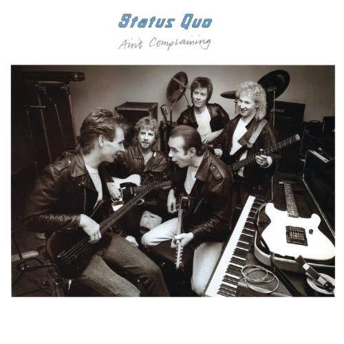 STATUS QUO / ステイタス・クオー / AIN'T COMPLAINING <3CD>