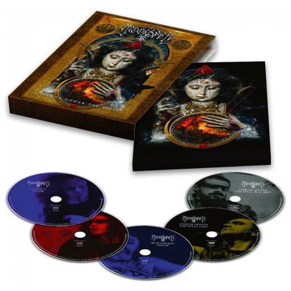 MOONSPELL / ムーンスペル / LISBOA UNDER THE SPELL<BLU-RAY+DVD+3CD>