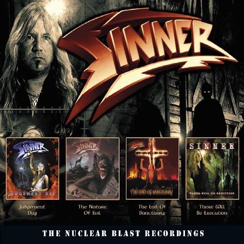 SINNER / シナー / THE NUCLEAR BLAST RECORDINGS
