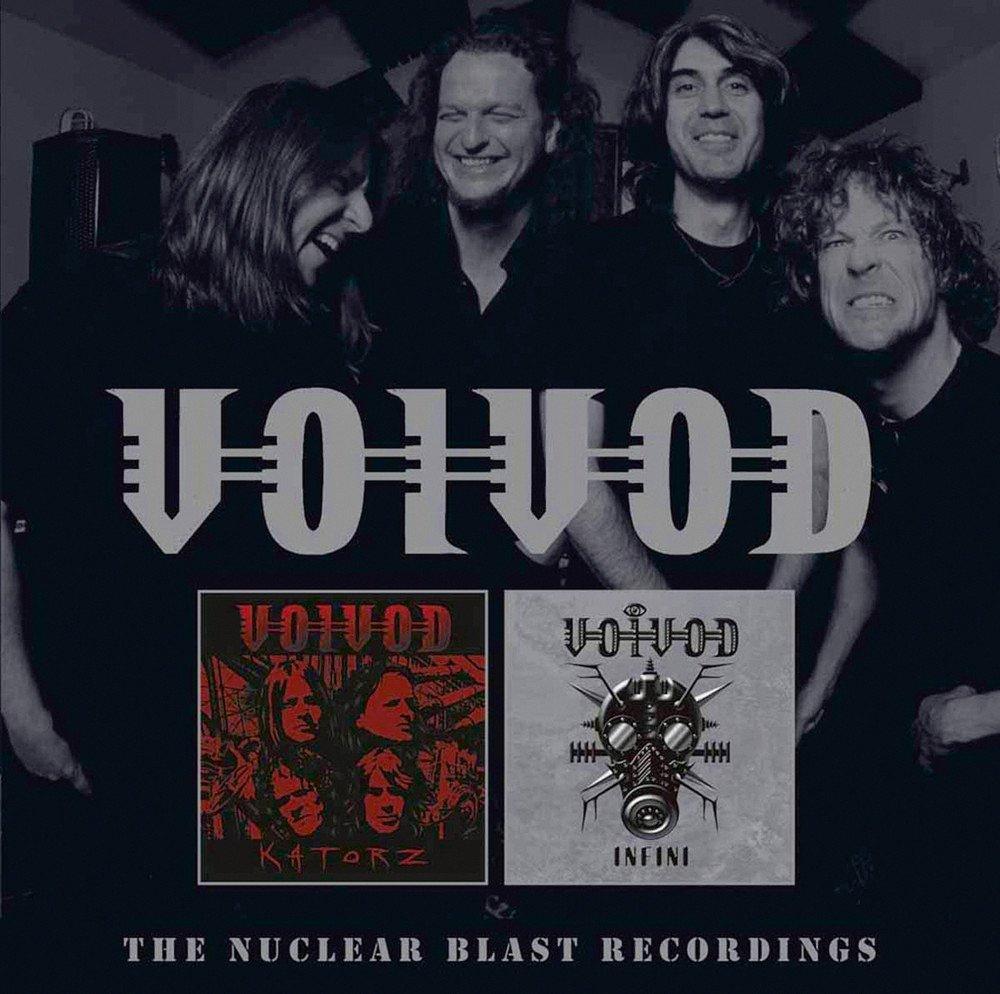 VOIVOD / ヴォイヴォド / THE NUCLEAR BLAST RECORDINGS(KATORZ / INFINI)