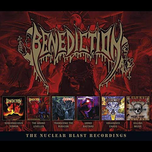 BENEDICTION / ベネディクション / THE NUCLEAR BLAST RECORDINGS