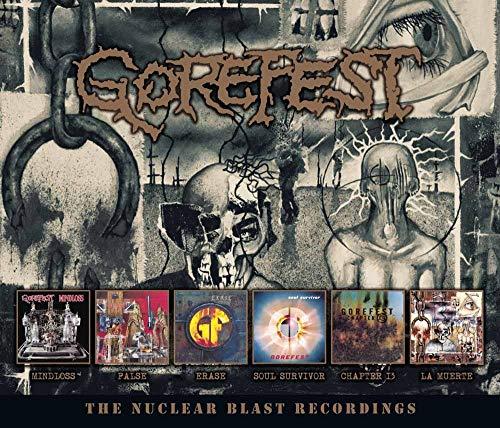 GOREFEST / ゴアフェスト / THE NUCLEAR BLAST RECORDINGS