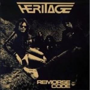 HERITAGE (from UK) / ヘリテイジ (from UK) / REMORSE CODE / リモース・コード<紙ジャケット>