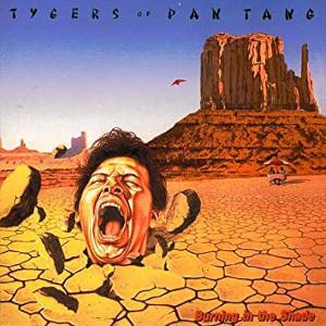 TYGERS OF PAN TANG / タイガース・オブ・パン・タン / BURNING IN THE SHADE / バーニング・イン・ザ・シェイド<紙ジャケット>