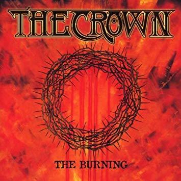 THE CROWN / ザ・クラウン / THE BURNING<DIGI>