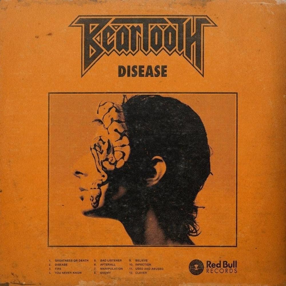 BEARTOOTH / ベアトゥース / DISEASE