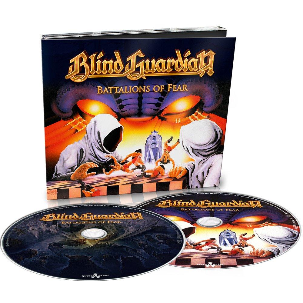 BLIND GUARDIAN / ブラインド・ガーディアン / BATTALIONS OF FEAR<DIGI/2CD>