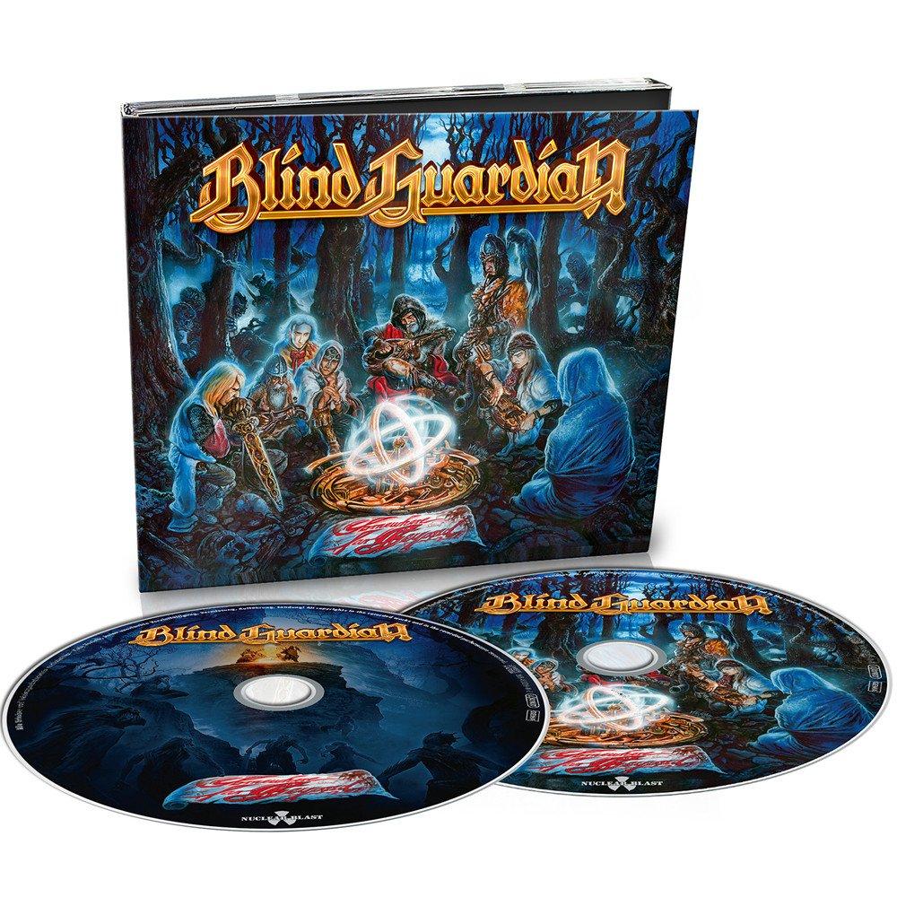 BLIND GUARDIAN / ブラインド・ガーディアン / SOMEWHERE FAR BEYOND<DIGI/2CD>