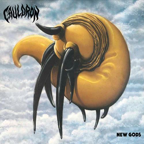 CAULDRON / NEW GODS<PAPER SLEEVE>