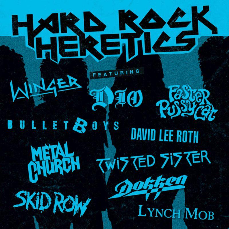 V.A. / オムニバス / HARD ROCK HERETICS <VINYL>