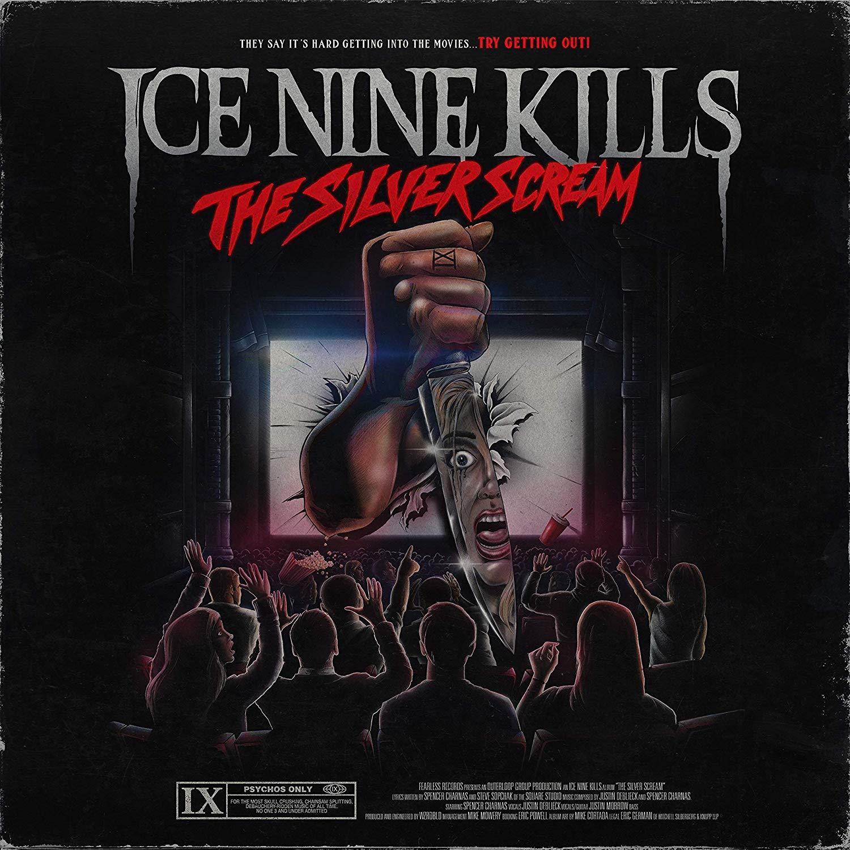 ICE NINE KILLS / アイス・ナイン・キルズ / THE SILVER SCREAM<DIGI>