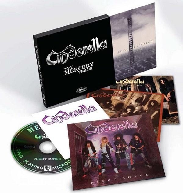 CINDERELLA (METAL) / シンデレラ / THE MERCURY YEARS BOX SET