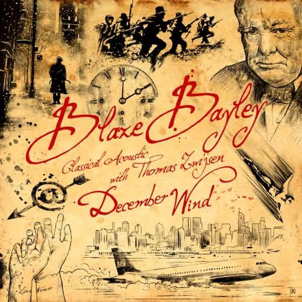 BLAZE BAYLEY / DECEMBER WIND<DIGI>