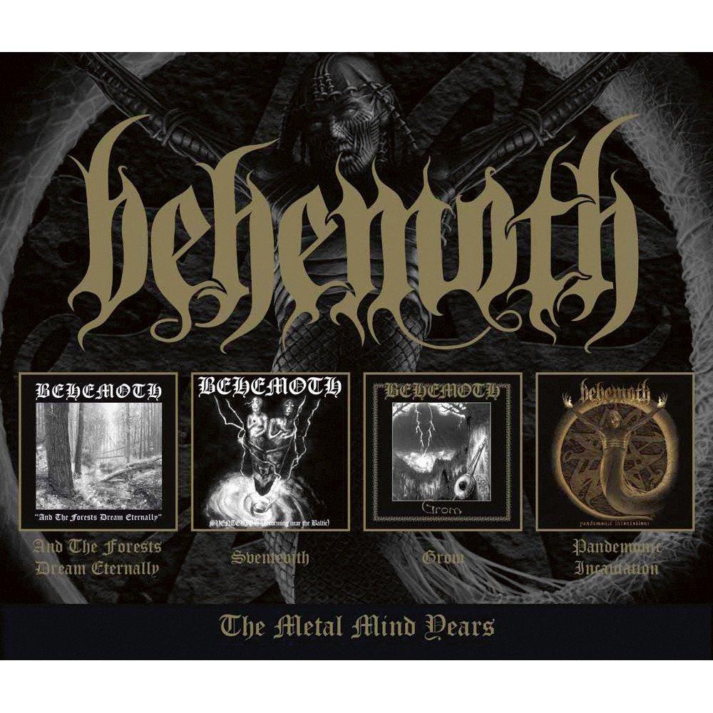 BEHEMOTH / ベヒーモス / METAL MIND YEARS