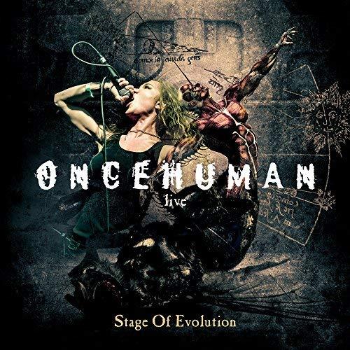 ONCE HUMAN / ワンス・ヒューマン / STAGE OF EVOLUTION<DIGI>