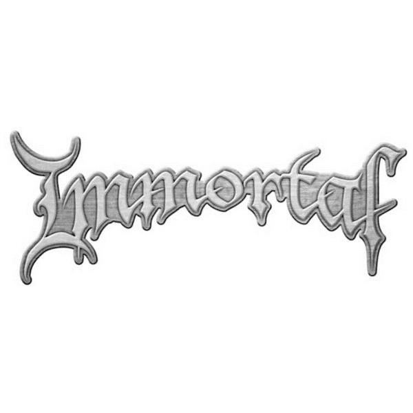 IMMORTAL / イモータル / LOGO METAL PIN