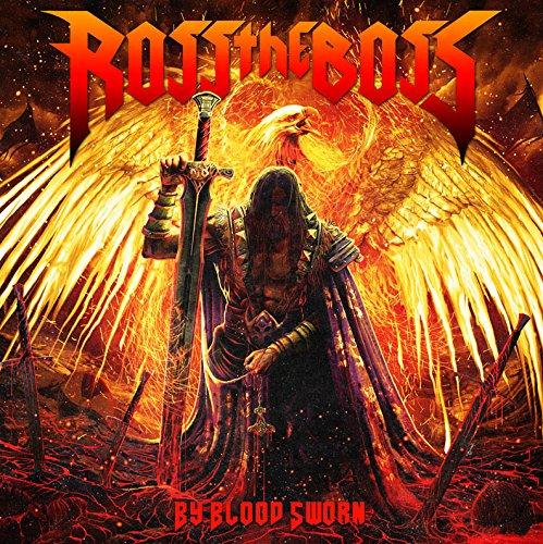 ROSS THE BOSS / BY BLOOD SWORN(TOUR EDITION)<BLOOD SPLATTER VINYL>