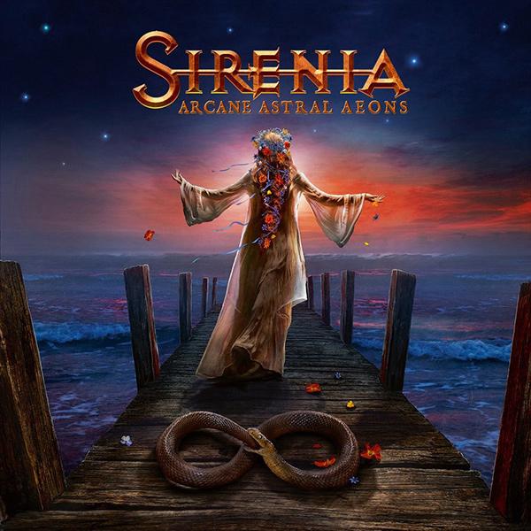 SIRENIA / シレニア / ARCANE ASTRAL AEONS<2LP/BLACK VINYL>
