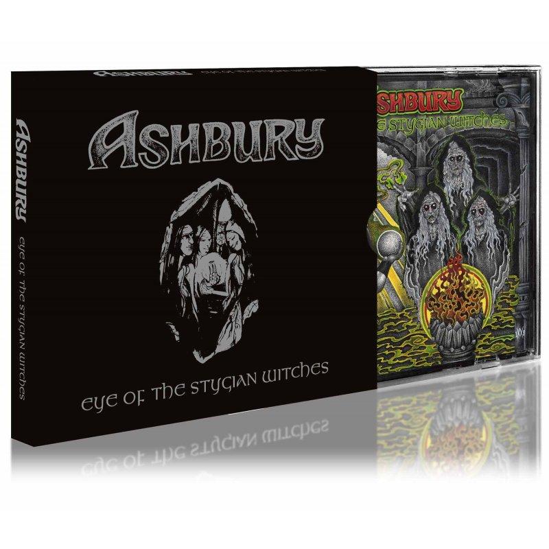 ASHBURY / EYE OF THE STYGIAN WITCHES<SLIPCASE>