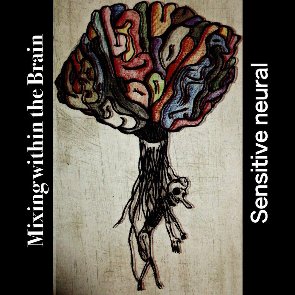 Mixing within the Brain / ミキシング・ウィズイン・ザ・ブレイン / SENSITIVE NEURAL<CD-R> / センシティブ・ネウラル